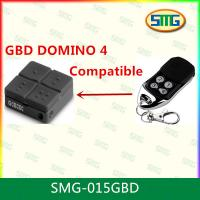 China SMG-015GBD GBD Domino Gate Garage Door Key Fob GIBIDI Remote Transmitter on sale