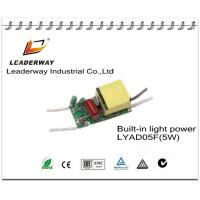 high PF open frame LED power driver 5W with CE standard Manufactures