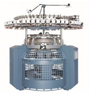 China Medical Textiles Single Jersey Circular Knitting Machine , 3 Thread Fleece Machine on sale