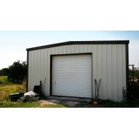 Customized Design Agricultural Metal Buildings Steel Barns 24'x30'x12′ Manufactures