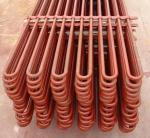 Floor Standing Radiant Superheater In Power Plant , Superheater Tubes
