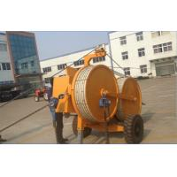 China Orange Hydraulic Puller Tensioner SA-YQZ40 40KN For Pulling / Tensioning Conductor on sale