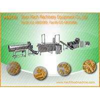 Fried wheat flour chips making machinery Manufactures