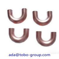Butt Weld Carbon Steel Elbow 180 Degree Elbow Pipe Fittings ANSI B16.9 Manufactures