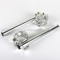 CNC Machining Motorcycle Clip Ons Handlebars 54mm Buell Firebolt 1125 Manufactures