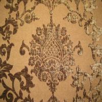 Chenille Jacquard Fabric for Sofa, Cushion, Chair and Upholstery Manufactures