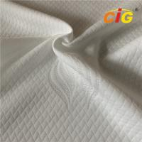 China 100% polyester DTY 180gsm mattress ticking fabric from China factory on sale