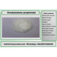 China Hormone Power Steroid Drostanolone Propionate / Masteron Prop For Burning Fat CAS 521-12-0 on sale