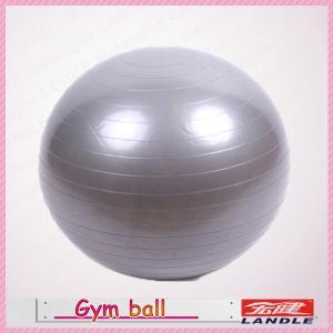 China Professional yoga exercise gym ball on sale