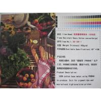 Eco Solvent Canvas Inkjet Printing Media For Home / Hotel Decorations Manufactures