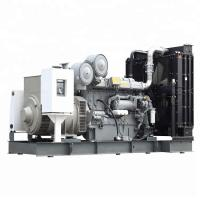 Continuous Use Diesel Generator , 400KVA Diesel Powered Electric Generator Manufactures