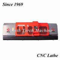 China Horizontal CNC High Precision Lathe Machine for turning impeller on sale