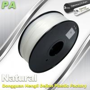 Quality Custom  Nylon 3D Printer Filament  , Transparent Filament Material for sale