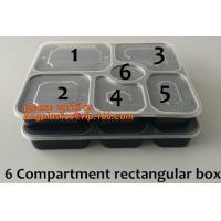 Disposable Plastic Blister Food Tray,Wholesale customized black disposable plastic fast food tray,plastic tray, bagease Manufactures