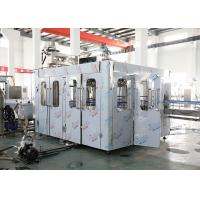 China Completely Automatic 5 Gallon Bottle Water Filling Machinery Products Line on sale