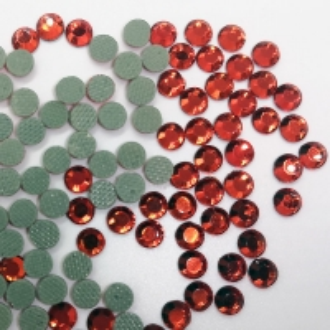 China wholesale Korean rhinestones hot fix Christmas tree transfers designs on sale