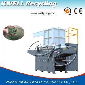 China Single Shaft Waste Plastic Shredder/Wood Shredder/Plastic Granulator on sale