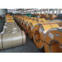 0.2-10.0mm Thickness Stainless Steel Strip Roll SGS Certificated Cr17Ni2 0Cr13 Grade Manufactures