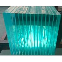 Clear Tempered Laminated Glass Sheets Doors Interior Sound Insulation Manufactures