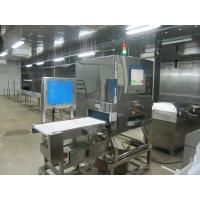 SUS304 X Ray Inspection Equipment Auto conveyor type Food / Fish Bones Usage Manufactures