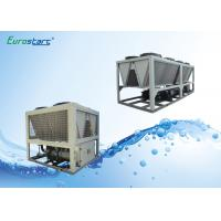 Minus -15C Low Temperature Glycol Ice Rink Chiller With Air Cooling Mode Manufactures