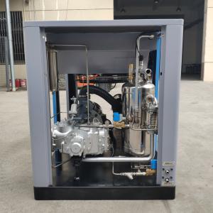 100% oil free screw air compressor 40bar oil free screw air compressors Manufactures