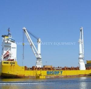 1T-50T Marine Hydraulic Electric Crane Manufactures