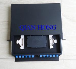 Slidable Rack-mount Fiber Optic Distribution Frame Manufactures
