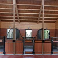 Quality Luxury Type Resistant Horse Stable Stalls Horse And Stable Mesh Stall Fronts for sale