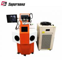 Buy cheap Flow Alert Jewelry Laser Welder 200 Watt Water Cooling Industrial Computer from wholesalers