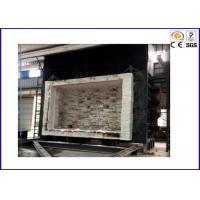 Full Scale Vertical Fire Resistance Test Equipment For Construction Products Manufactures
