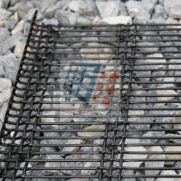 China 65Mn Spring Steel Metal Wire Mesh Screen Coal Vibrating Screen Easy Install on sale