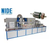 China NIDE powder coating equipment High-accuracy epoxy polyester for armature rotor on sale