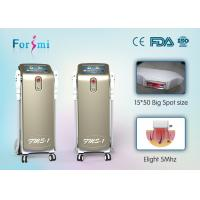 USA crystal high quality light 4 Sony capacitances fast hair removal ipl shr elight beauty device Manufactures