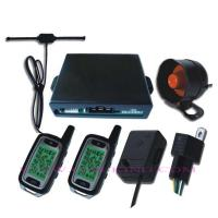 China Two Way Car Alarm System With Engine Start on sale