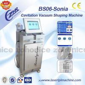80KHz Cavitation Body Slimming Machine Fat Dissolving For Beauty Salon Manufactures