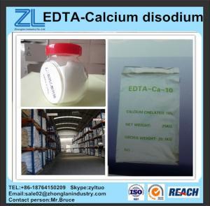 China calcium disodium edta for agriculture on sale