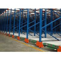 Aceally Material Handling Warehouse Mobile Radio Shuttle Racking&Shelving Manufactures