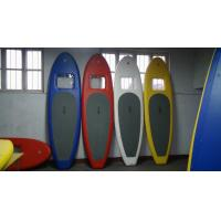 10 feet 6 inch Thickness Inflatable SUP Board Big Width With Transparent Window Manufactures