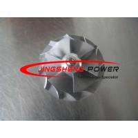 EX200-5 K418 Material Turbocharger Shaft And Wheel Spare Parts Manufactures