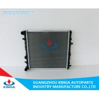 Water Cooled Auto Parts Radiator For Volkswagen Fox 2005 - MT Tube - Fin Core Manufactures