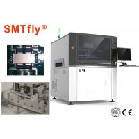 Auto SMT Stencil Printer Solder Printing Machine For 0.4~8mm Thickness PCB SMTfly-L9 Manufactures