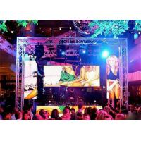 Quality P4.81 High Definition Outdoor IP65 Waterproof Rental Advertising LED Display for sale