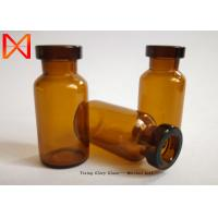 China Small Volume Acid Washing Sample Bottles 22x50mm High Precision Logo Printing on sale