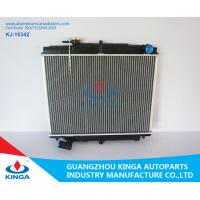 Nissan Aluminium Car Radiators Auto Parts For TRUCK ATLAS MT WITH OEM 21410-6T001 Manufactures