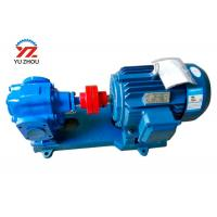 Stainless Steel Gear Oil Transfer Pump ZYB Series High Wear Resistance Manufactures