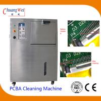 Circuit Board Cleaning Equipment 360°Rotate Jet Clean and Compressed Air Blow Dry Mode Manufactures