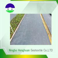 China Polypropylene Geotextile Woven Fabric , Air Permeability Geotextile Membrane For Driveways on sale