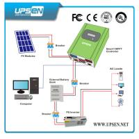 Buy cheap MPPT Solar Charger 40A 50A 60A Solar Controller Power Regulator for Easy Control from wholesalers