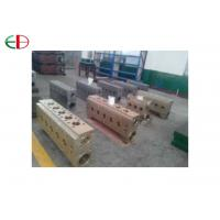 Annealed Heat Treatment Copper Alloy Casting Gravity Cast Process Tin Bronzes Manufactures